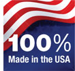 HydroRush is 100% Made in the USA