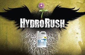 HydroRush for Bright White Roots - Stop slimy sludge in your growing systems